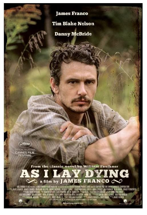 Poster Of English Movie As I Lay Dying (2013) Free Download Full New Hollywood Movie Watch Online At alldownloads4u.com