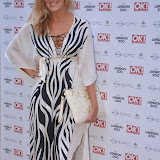 WWW.ENTSIMAGES.COM -  Cheska Hull  at     OK! Magazine Summer Party - Wild Tigers and Tiaras at London Zoo, Regents Park, London June 25th 2013                                                     Photo Mobis Photos/OIC 0203 174 1069
