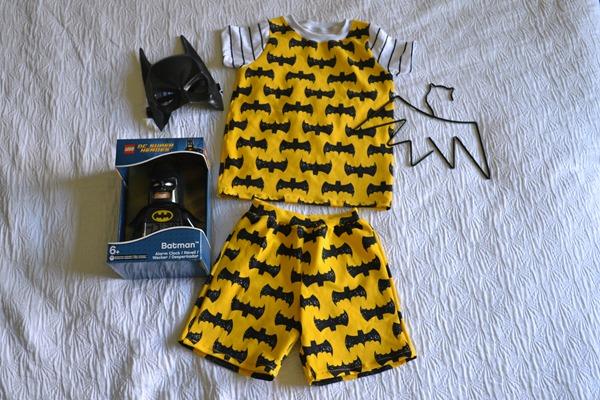 Noah's batman present