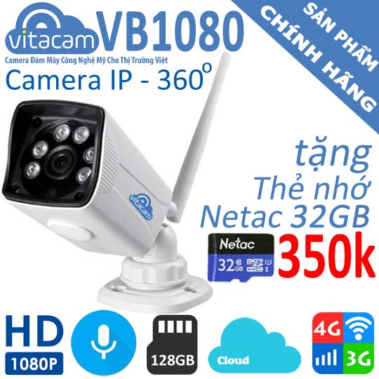 camera ngoai troi vb1080