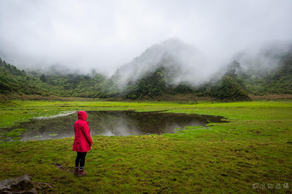【宜蘭】松蘿湖兩天一夜,邂逅17歲少女湖和魔幻森林|路線行程、介紹、遊記、入山證申請、單攻 松羅湖