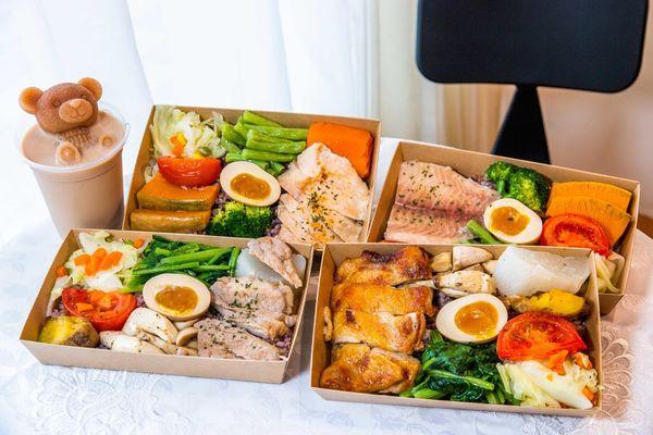高雄健康餐-健人餐廚 高雄巨蛋附近便當 先預訂為佳