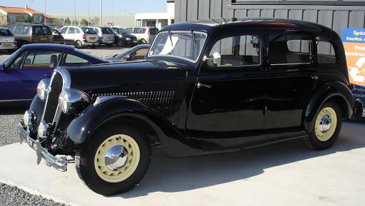 hotchkiss vichy véhicule ancien restauré