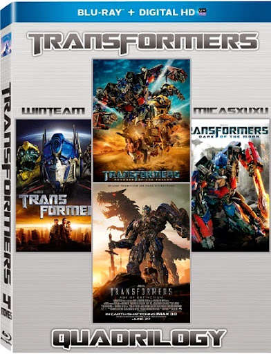 Quadrilogia Transformers 1080p Bluray Dublado – Torrent BRRip Bluray DualAudio (2014) + Legenda