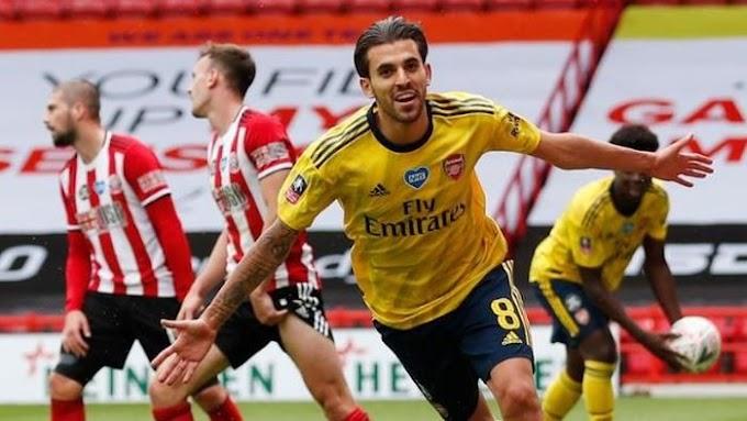[Goals Highlight] Sheffield United 1 – 2 Arsenal (Video)