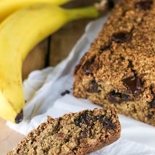 Vegan Chocolate Chunk Banana Bread