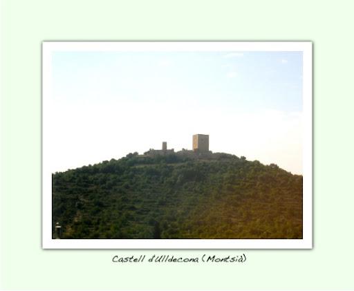 Fotografia del Castell d'Ulldecona