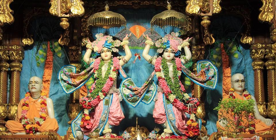ISKCON Delhi  Deity Darshan 14 June  2016 (8)