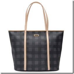 01 - WOOLRICH BUFFALO TOTE BAG