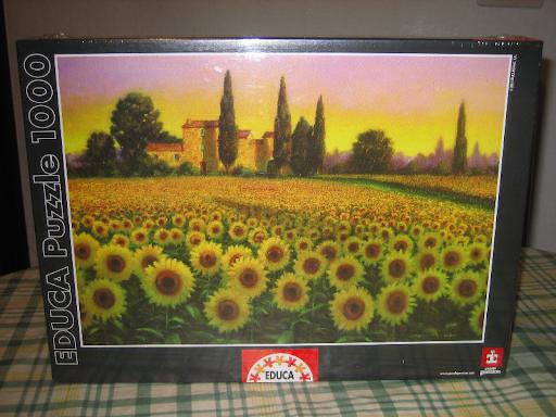 Vendo puzzle de 1000 piezas de