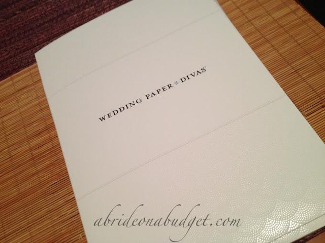 Diva Wedding Invitatio: Get Free Wedding Invitation Samples From Wedding Paper