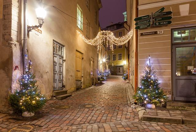 tallin street