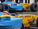 Alonso VS Fishichella Renault R23