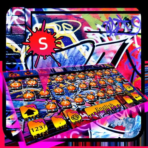 Street Graffiti Keyboard