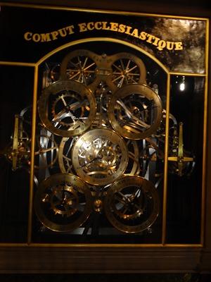 2017.08.22-017 horloge astronomique dans la cathédrale