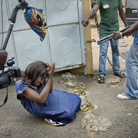 Nigeria's film industry, known as 'Nollywood', is the world's second largest producer of movies after Bollywood