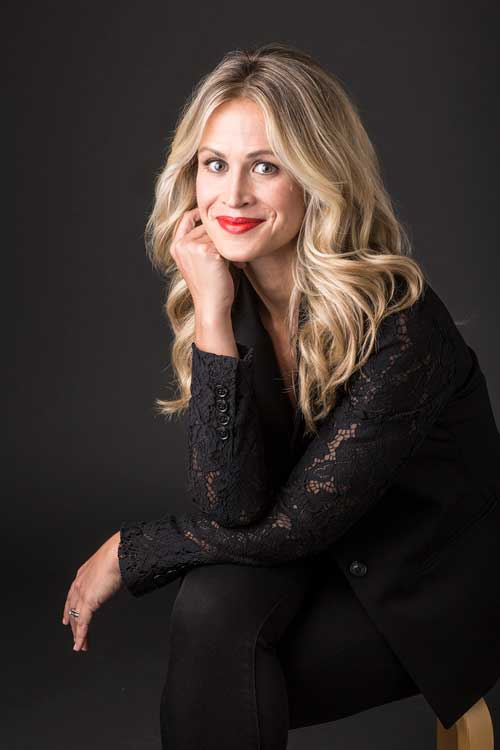 Kindra Hall is a storytelling in business expert and author of Stories that Stick