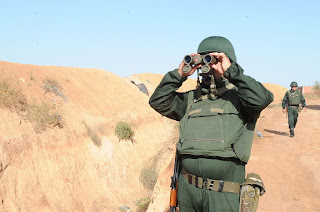 Six agents de forêt tunisiens relâchés à Souk Ahras