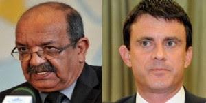 Photo de Valls : « C'est un acte de provocation », selon Messahel