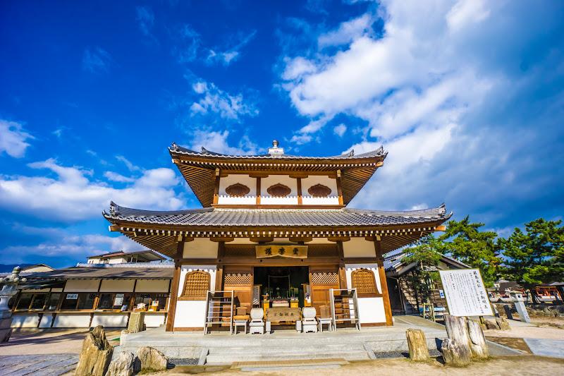 Miyajima Daiganji Temple3