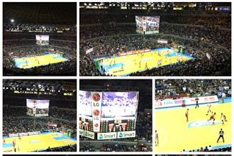Smart Araneta Coliseum PBA Experience