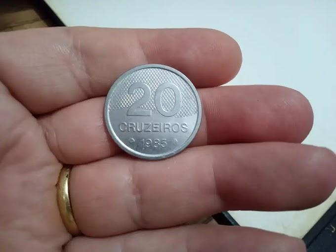 20 CRUZEIROS SEGUNDA FAMÍLIA – Algumas coisas que você precisa saber sobre essa moeda!