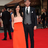 OIC - ENTSIMAGES.COM - Sarah Solemani and Daniel Ingram at The Bad Education Movie - world film premiere in London 20th August 2015 Photo Mobis Photos/OIC 0203 174 1069