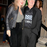 WWW.ENTSIMAGES.COM -   Annette and Nick Mason   at   The UNICEF Halloween Ball at One Mayfair, 13 North Audley Street, London, October 31st 2013                                               Photo Mobis Photos/OIC 0203 174 1069