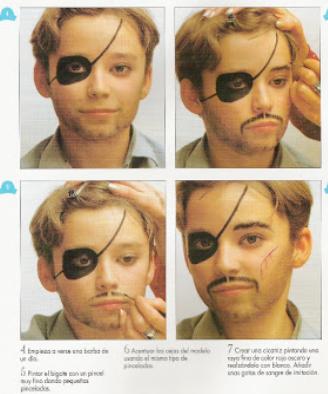 maquillaje piratamaquillaje pirata