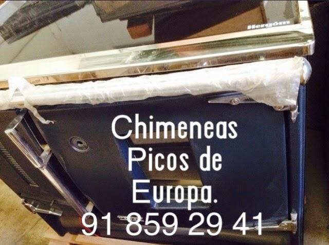 Chimeneas picos de europa cocina de le a hergom besaya - Chimeneas picos de europa ...