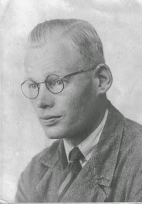 Verzetsman Johannes Ter Horst