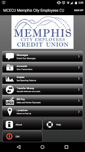 Memphis City Employees CU - screenshot thumbnail