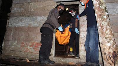 Mayat Warga Rirang Jati Ditemukan di Pondok