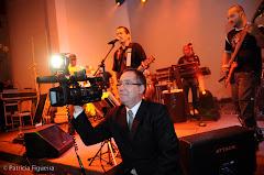 Foto 3486. Marcadores: 15/08/2009, Casamento Marcella e Raimundo, Rio de Janeiro