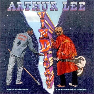Arthur Lee ~ 1972 ~ Vindicator
