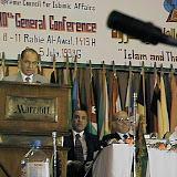 Conferencia en Cairo (12-abril-200)