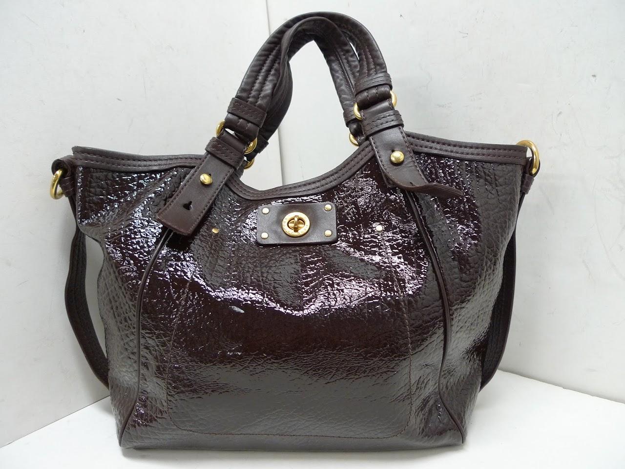 Marc by Marc Jacobs Dark Brown Shoulder Bag
