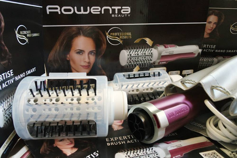 Rowenta Brush Activ Nano Smart