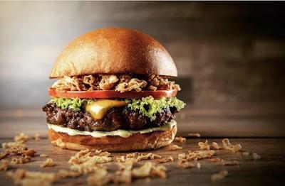 Hamburguesa de Juan Burgers en Bogotá