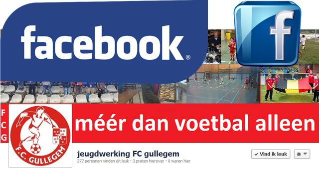 Link naar Jeugd op Facebook