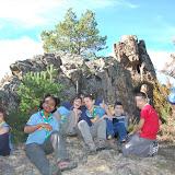 Sortida Castors i Llops a la Roca del Secut 2010 - DSC_0710.JPG