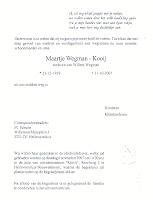 Wegman-Kooij, Maartje Overlijden 31-10-2007.jpg