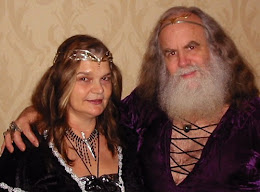 Lady Morning Glory And Husband Oberon Zell Ravenheart