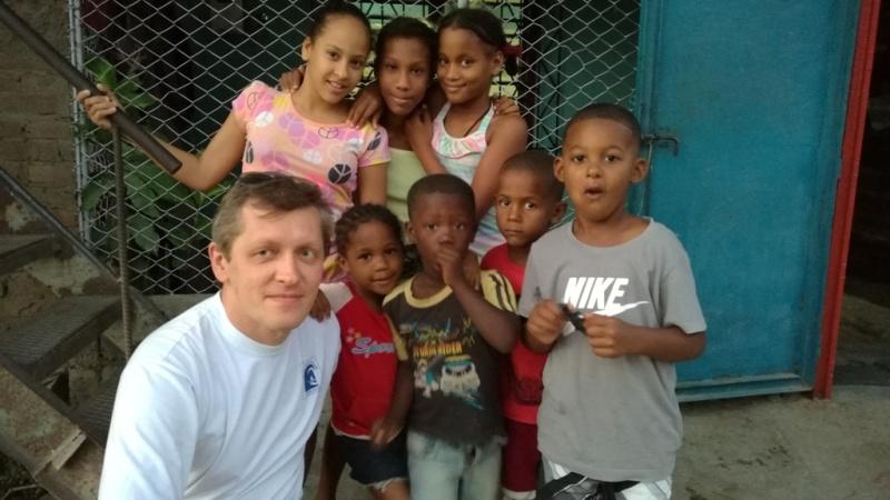 Сантьяго-де-Куба - Гуантанамо - Баракоа - Тринидад. Март 2016 г.