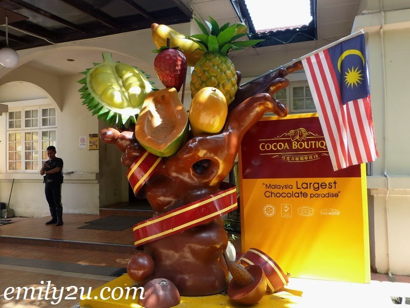 Cocoa Boutique: Malaysia's Largest Chocolate Paradise