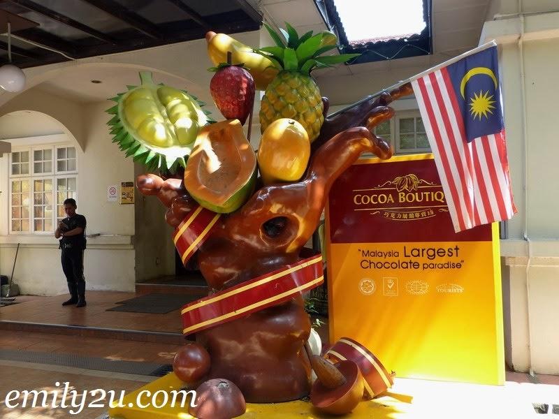 cocoa boutique Kuala Lumpur