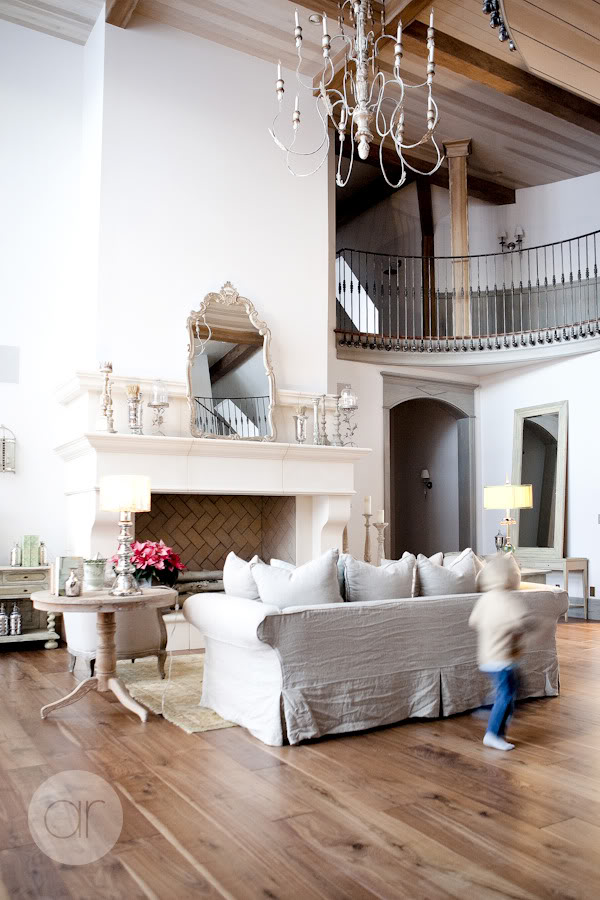French Chateau by Decor de Provence