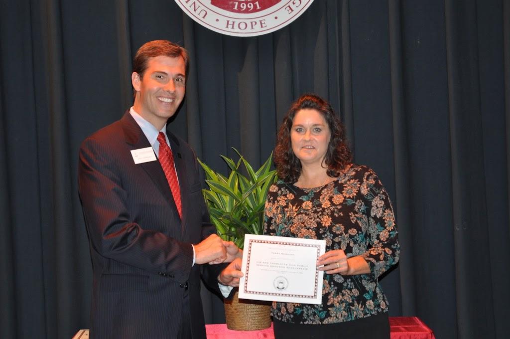 Foundation Scholarship Ceremony Fall 2011 - DSC_0016.JPG