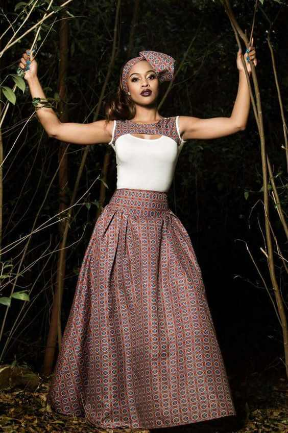 south african traditional clothing 2017 styles 7