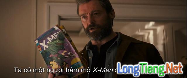 Con gái người sói đối đầu cả thế giới trong trailer mới của Logan - Ảnh 4.